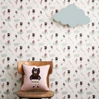 image-cloud-lamp-wall-paper-ferm-living